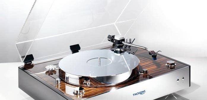 Thorens TD550 turntable